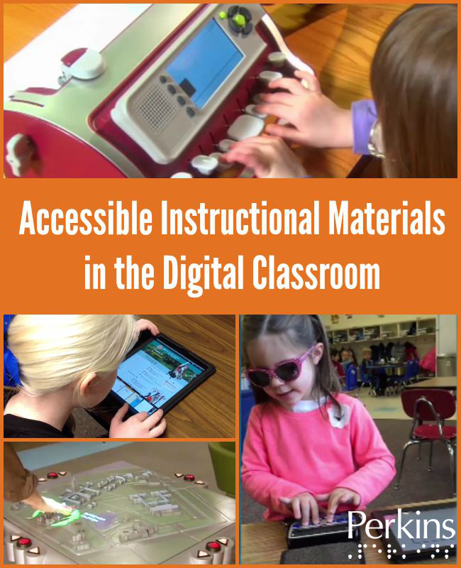 Siu presents a webcast on Accessible Instructional Materials in the Digital Classroom.