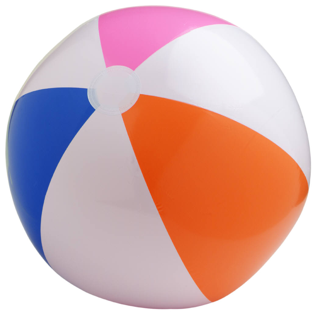 Playing With A Beachball With A Bell With Students Who Are