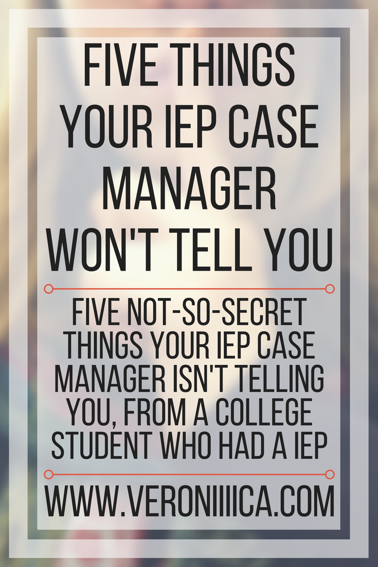 To My Childs Iep Case Manager >> Five Things Your Iep Case Manager Won T Tell You Paths To