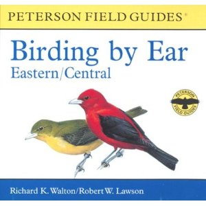 Cover of birding by ear