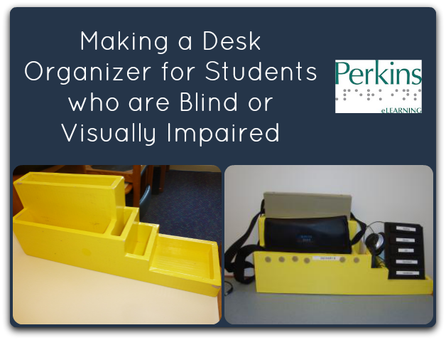 desk organizer collage