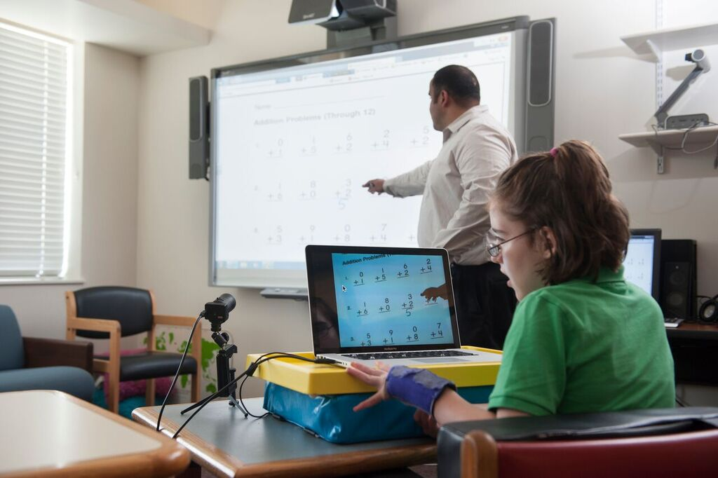 Perspectives of Assistive Technology from Deaf Students at ...