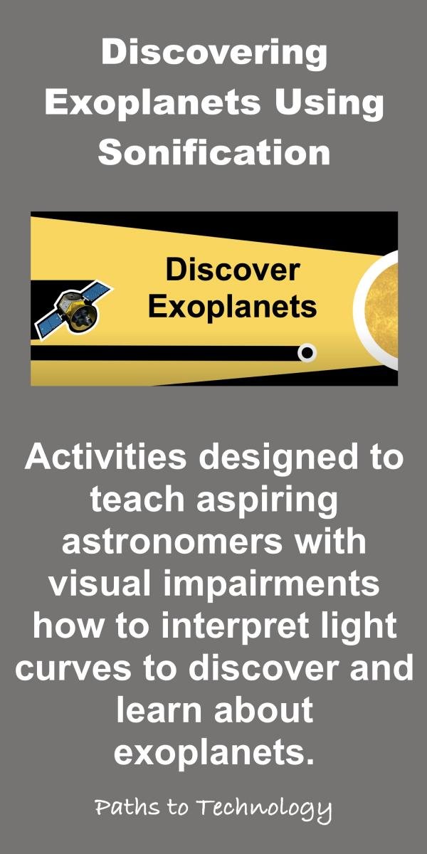 Discovering Exoplanet Pinterest tag