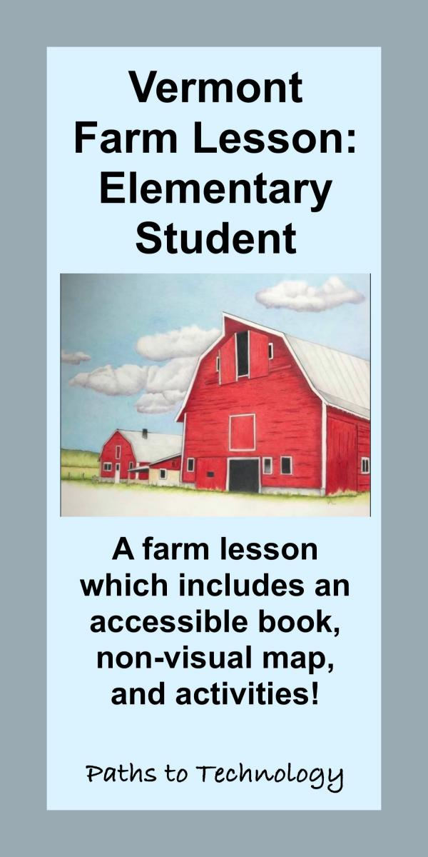Farm lesson Pinterest tag