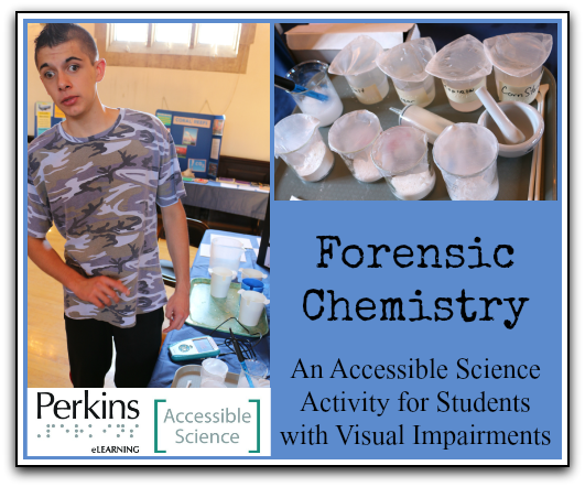 forensic chemistry collage