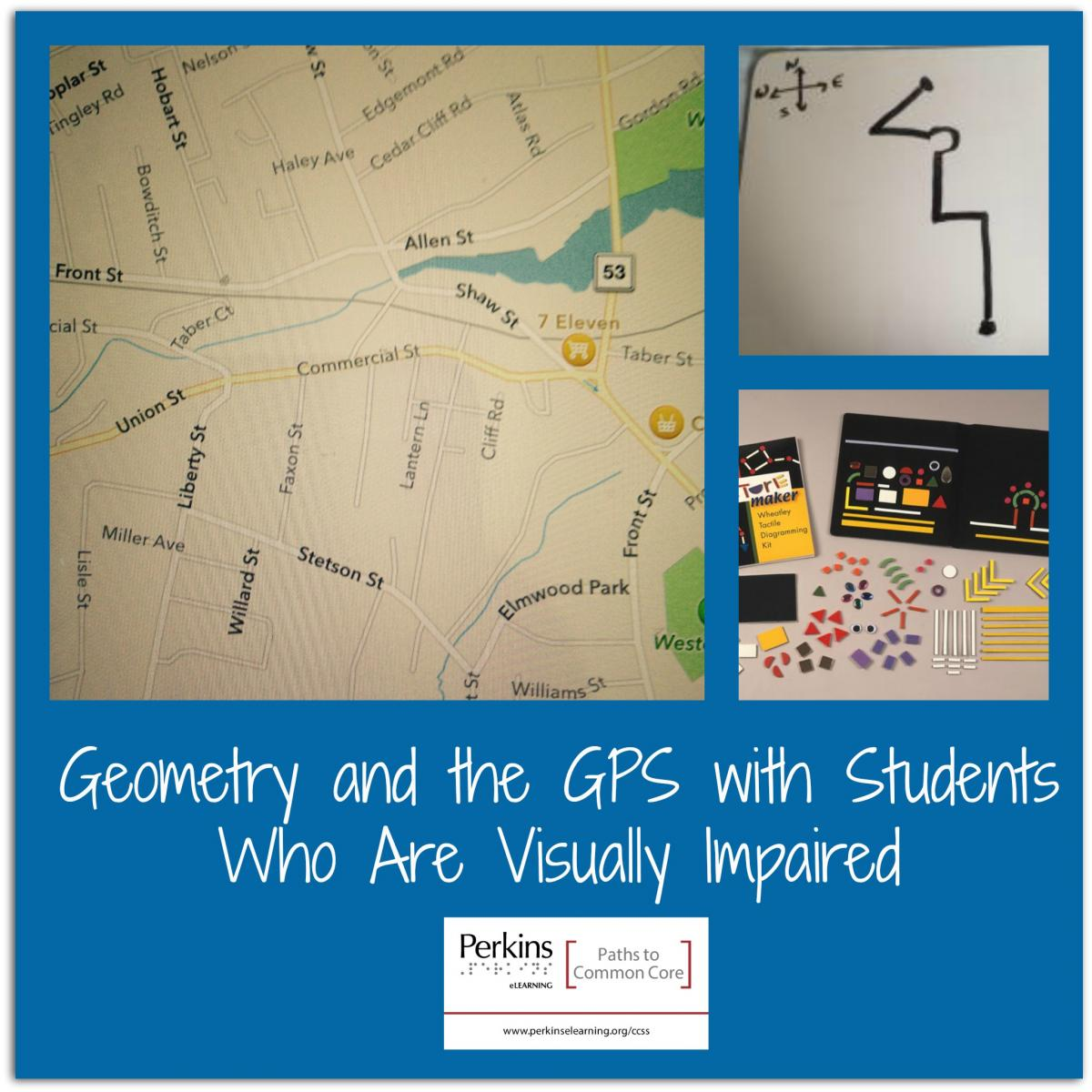Geometry and GPS collage