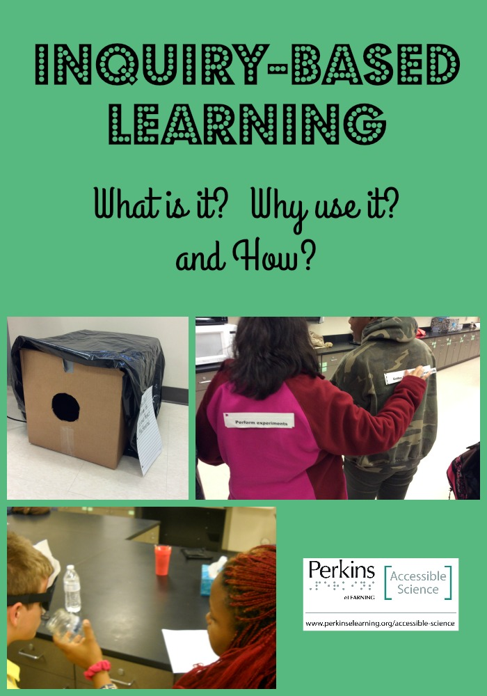 Collage for inquiry-based learning