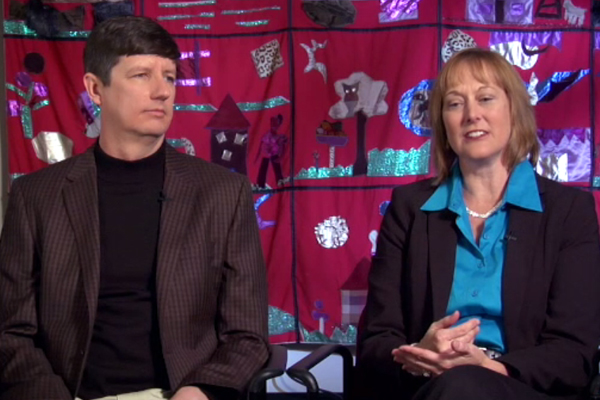 Ed Summers and Diane Brauner present a webcast on Maximizing iPad Accessibility for Students Who Are Blind or Visually Impaired.