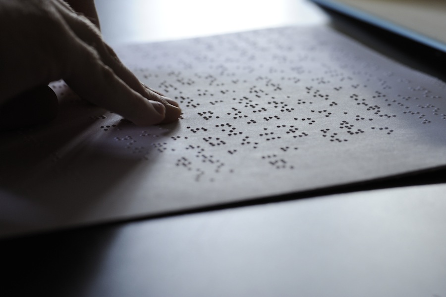 Making Common Core Accessible To Students Who Are Blind