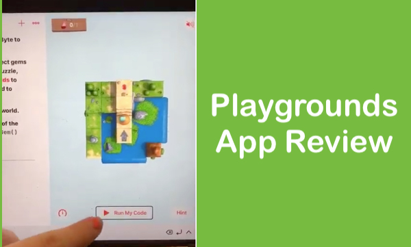 Playgrounds App Review   Paths to Technology   Perkins eLearning