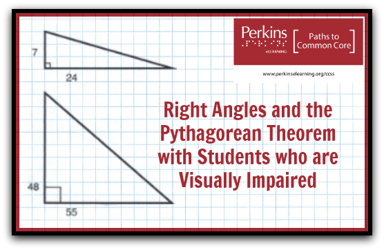 pythagorean theorem collage