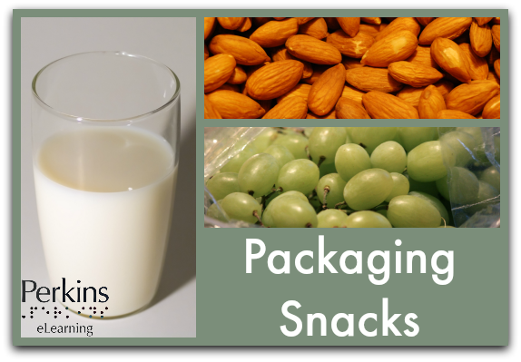 packaging snacks