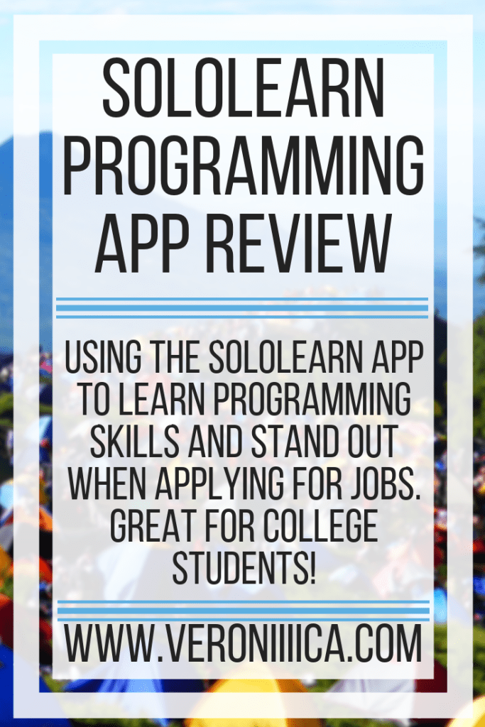 SoloLearn Programming App Review | Paths to Technology