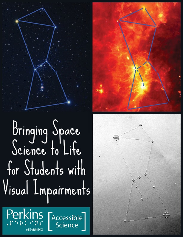 space science collage