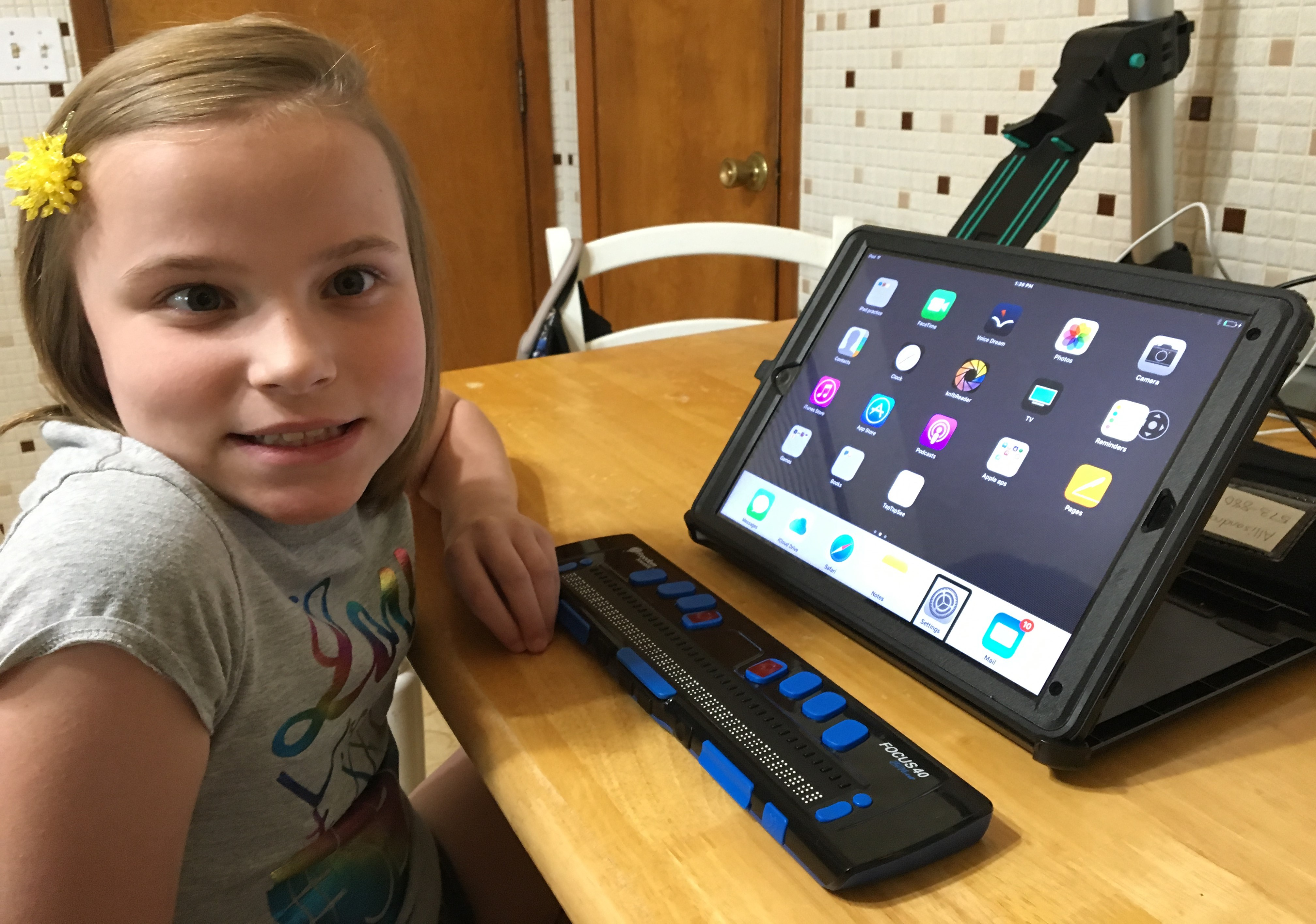 Ios Devices And Focus Braille Displays Paths To Technology