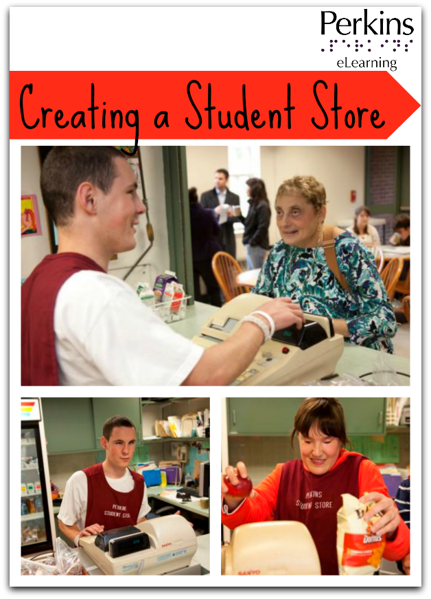 Collage of Student Store