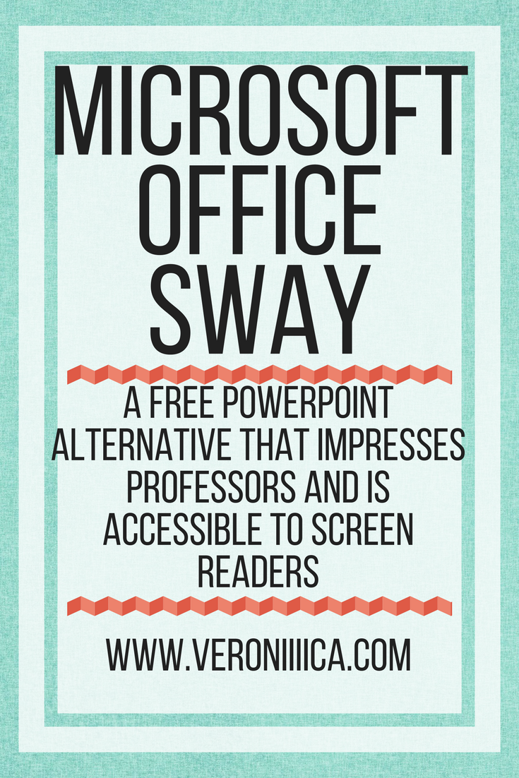 Microsoft Office Sway: A PowerPoint alternative | Paths to