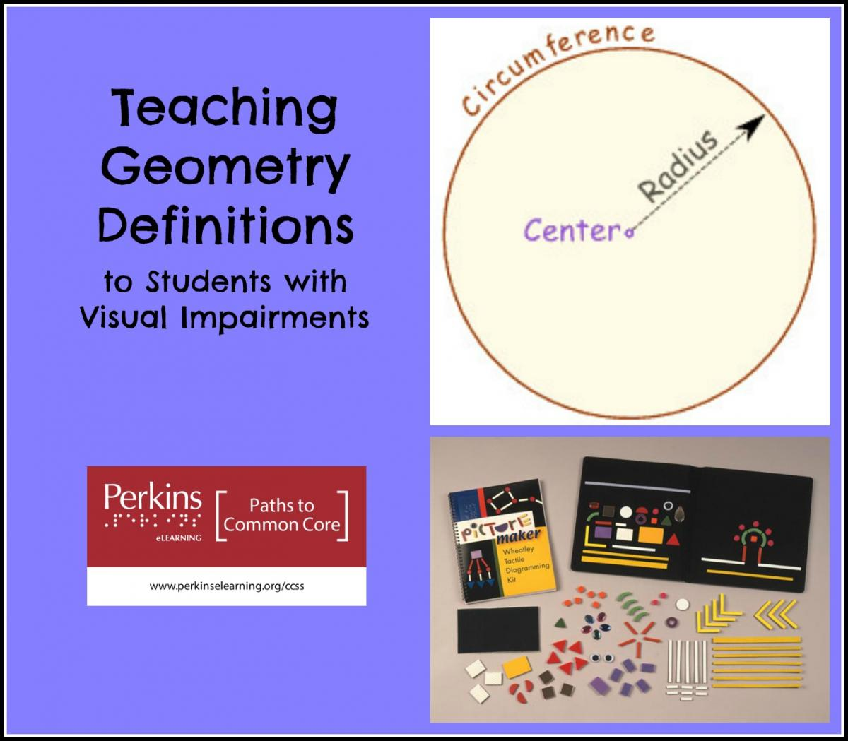 Teaching Geometry collage