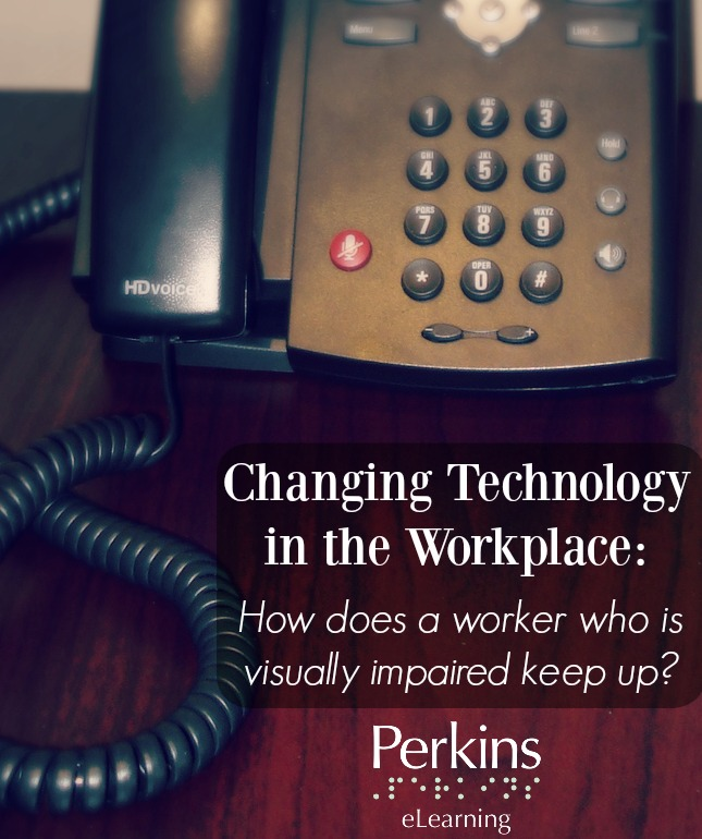 changing tech in the workplace collage