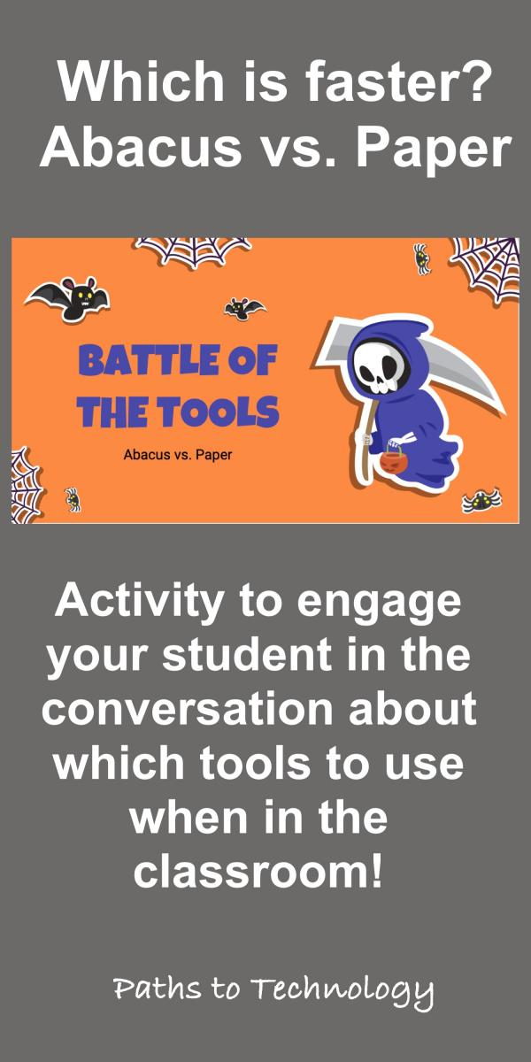 Battle of the Tools Pinterest tag