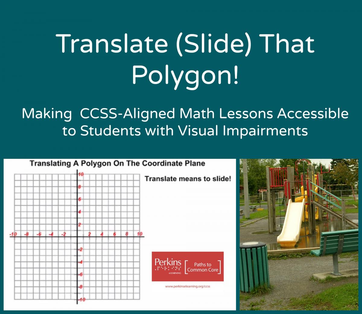 Translate Polygon collage