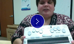 Webinar on Deafblind Technology Solutions.
