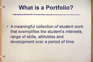 What is a Vocational Portfolio?