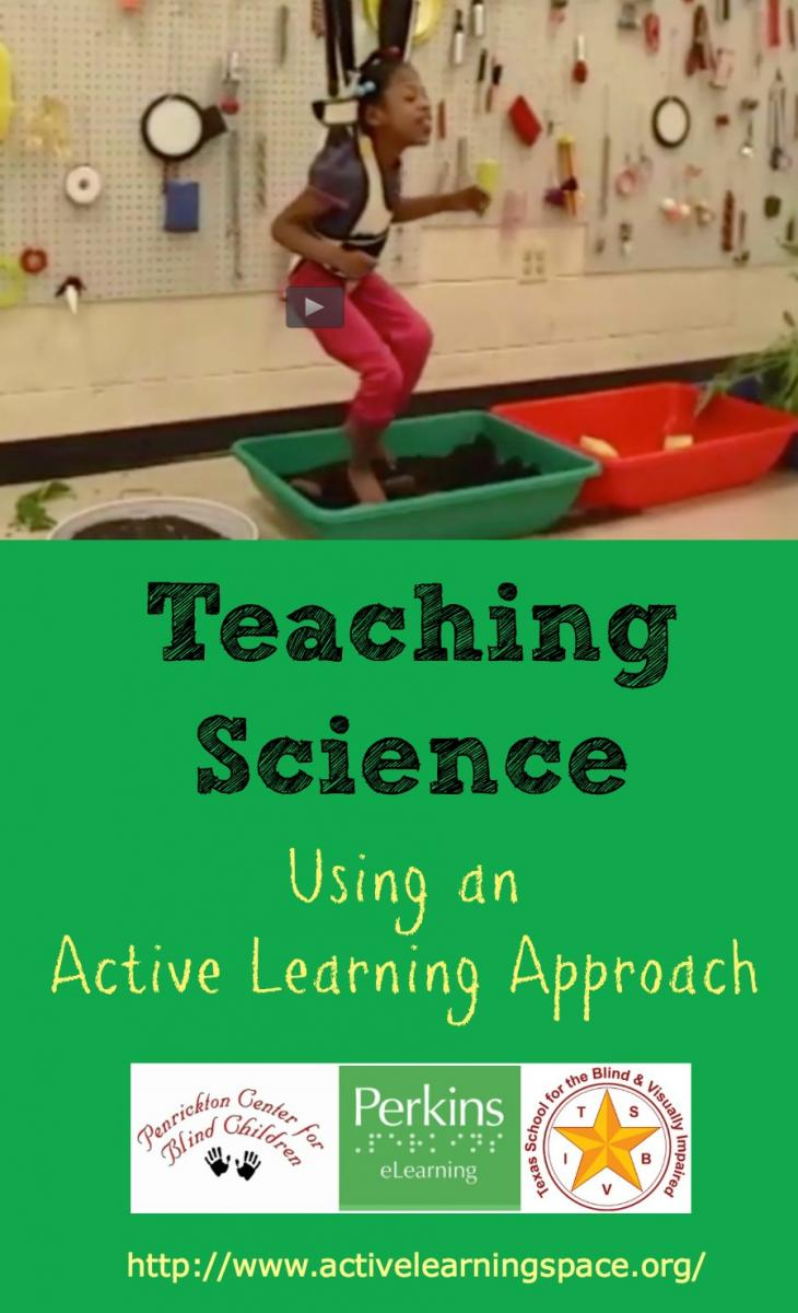 Collage of teaching science using an Active Learning approach