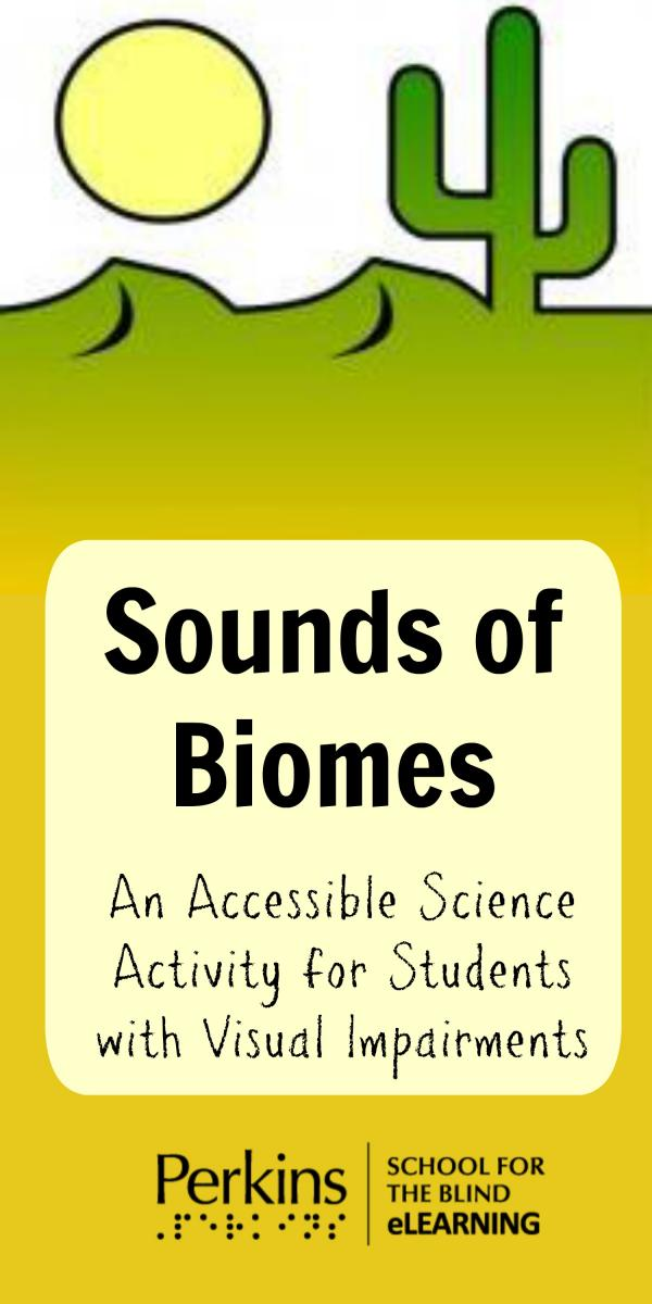 Collage of Sounds of Biomes