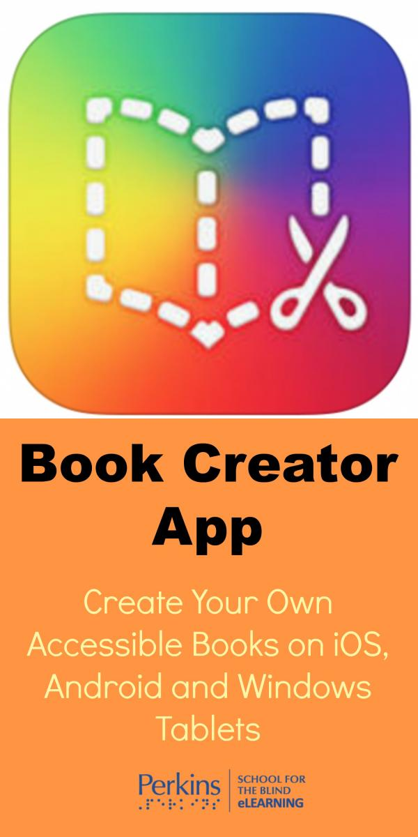 Pinterest collage for Book Creator App