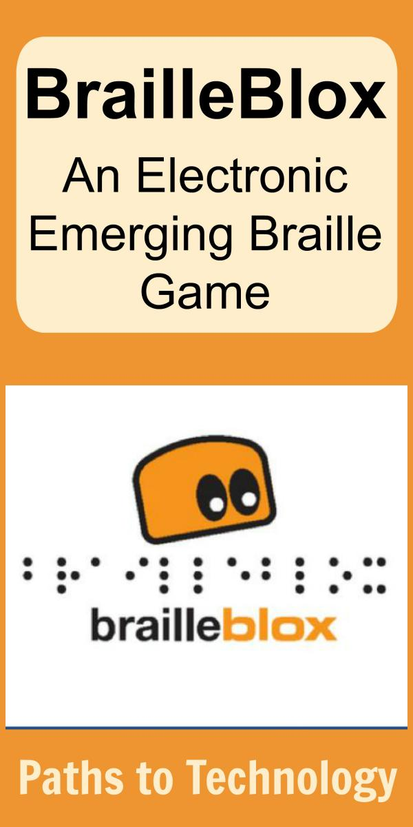 Collage of Braille Blox