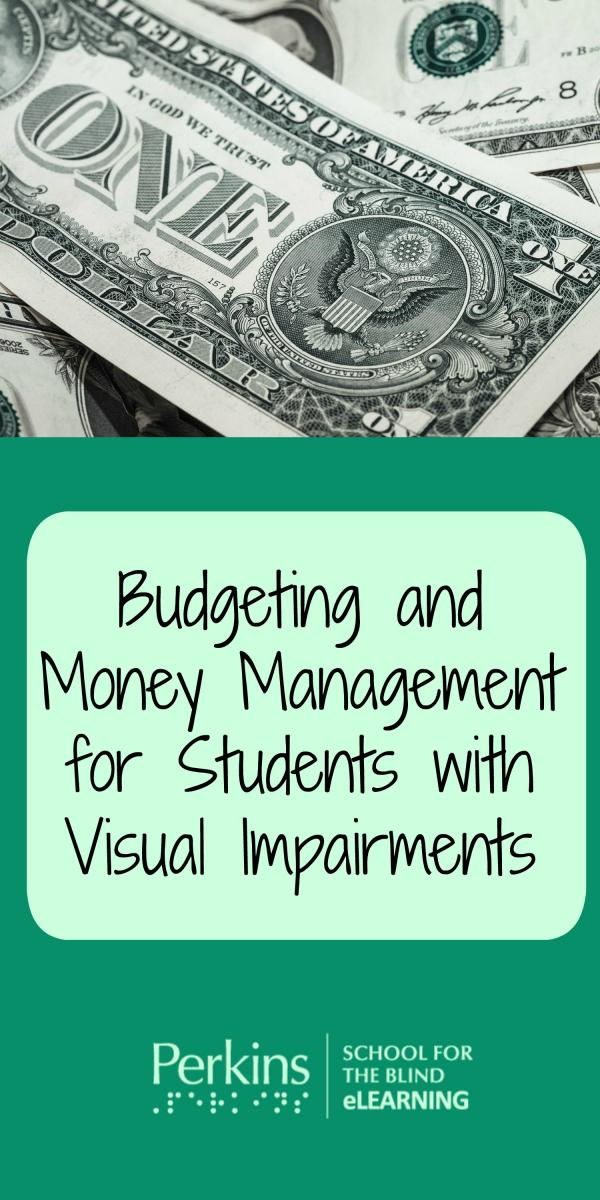Collage of budgeting and money management
