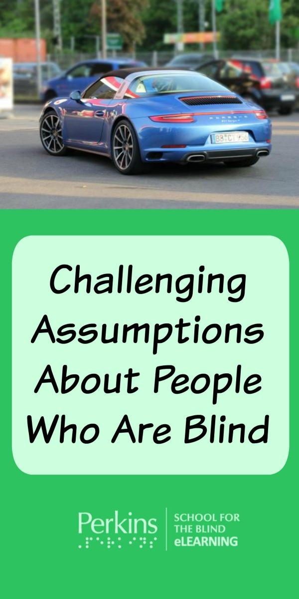 Collage of challenging assumptions