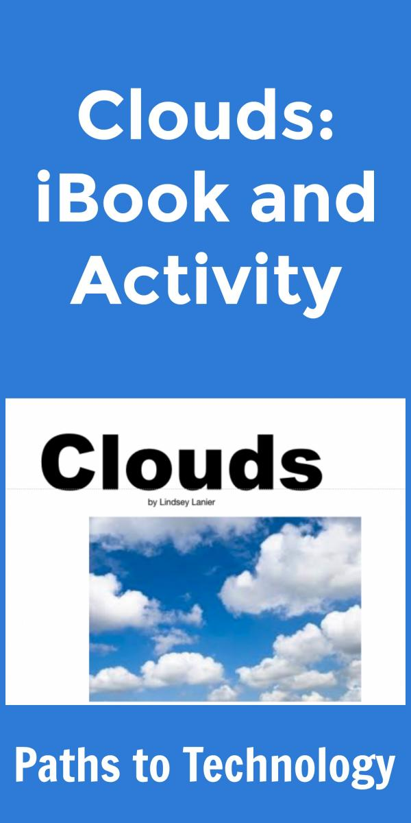 Collage for Clouds iBook and Activity