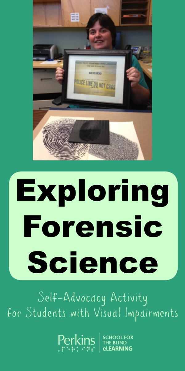 Collage of forensic activity