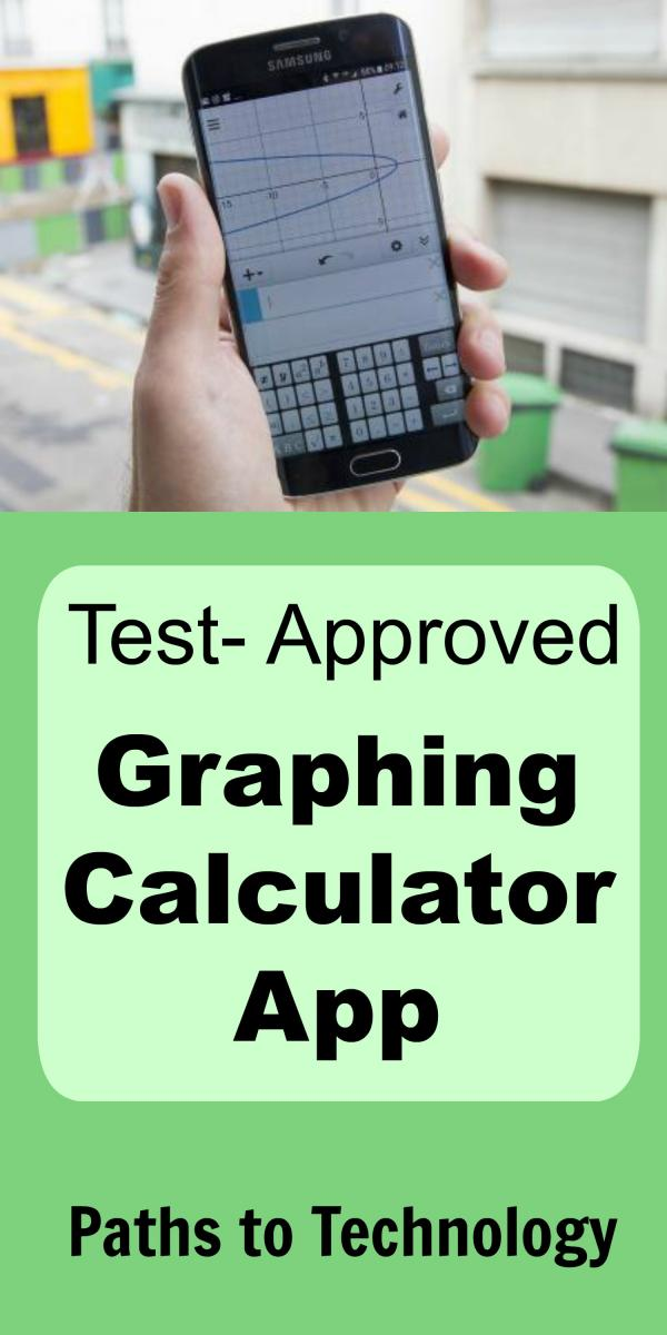 Collage of Graphing Calculator App