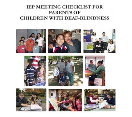 IEP meeting checklist cover photo