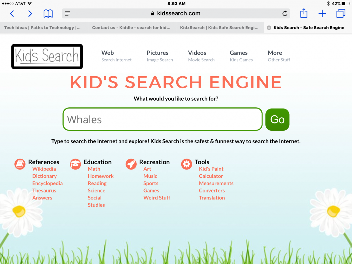 4 safe search engines for kids - Search Engine Watch