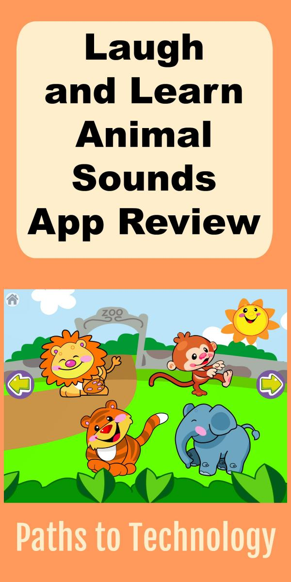 Laugh and Learn Animals Sounds App Review