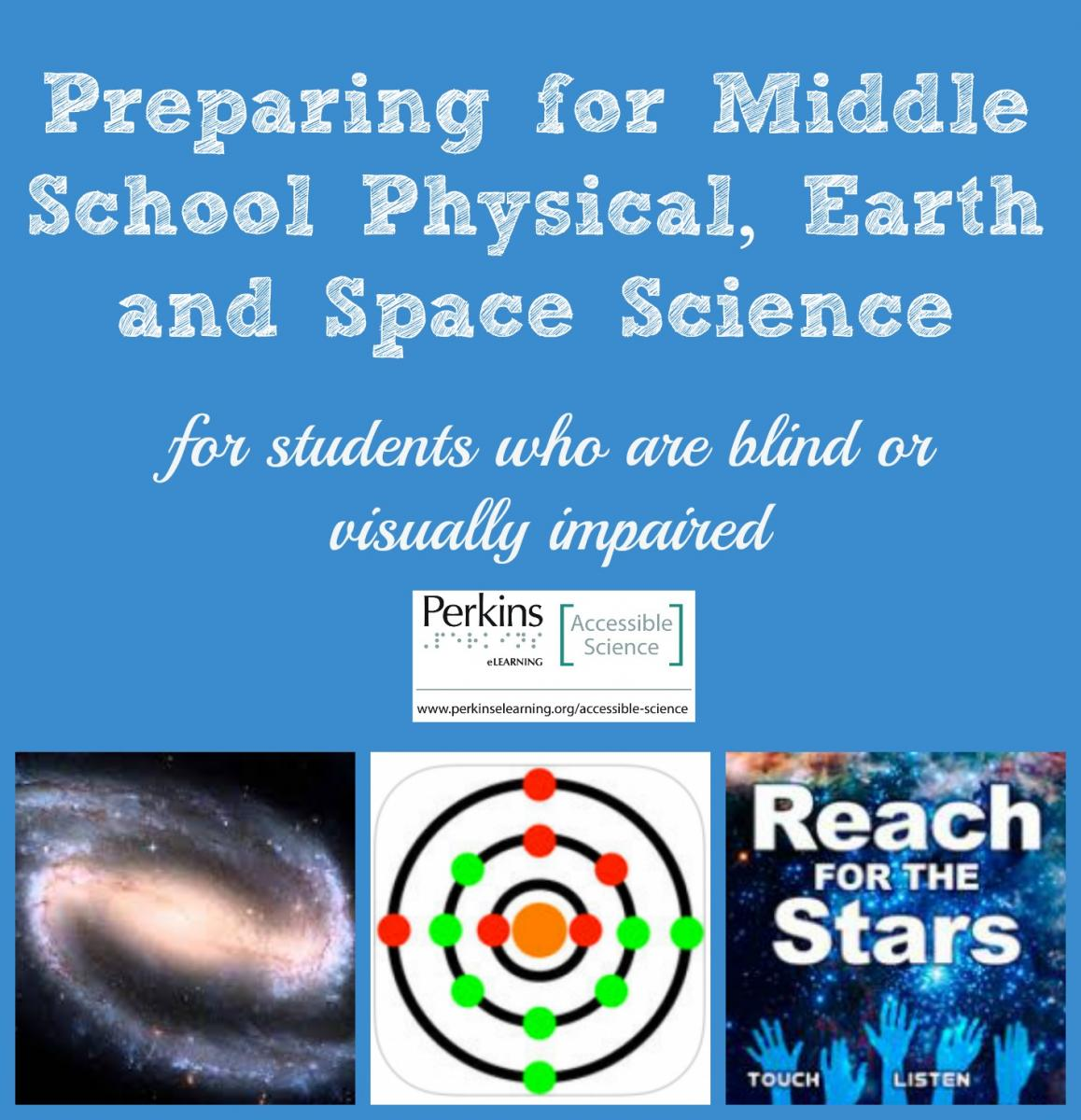 Pinterest collage for middle school science