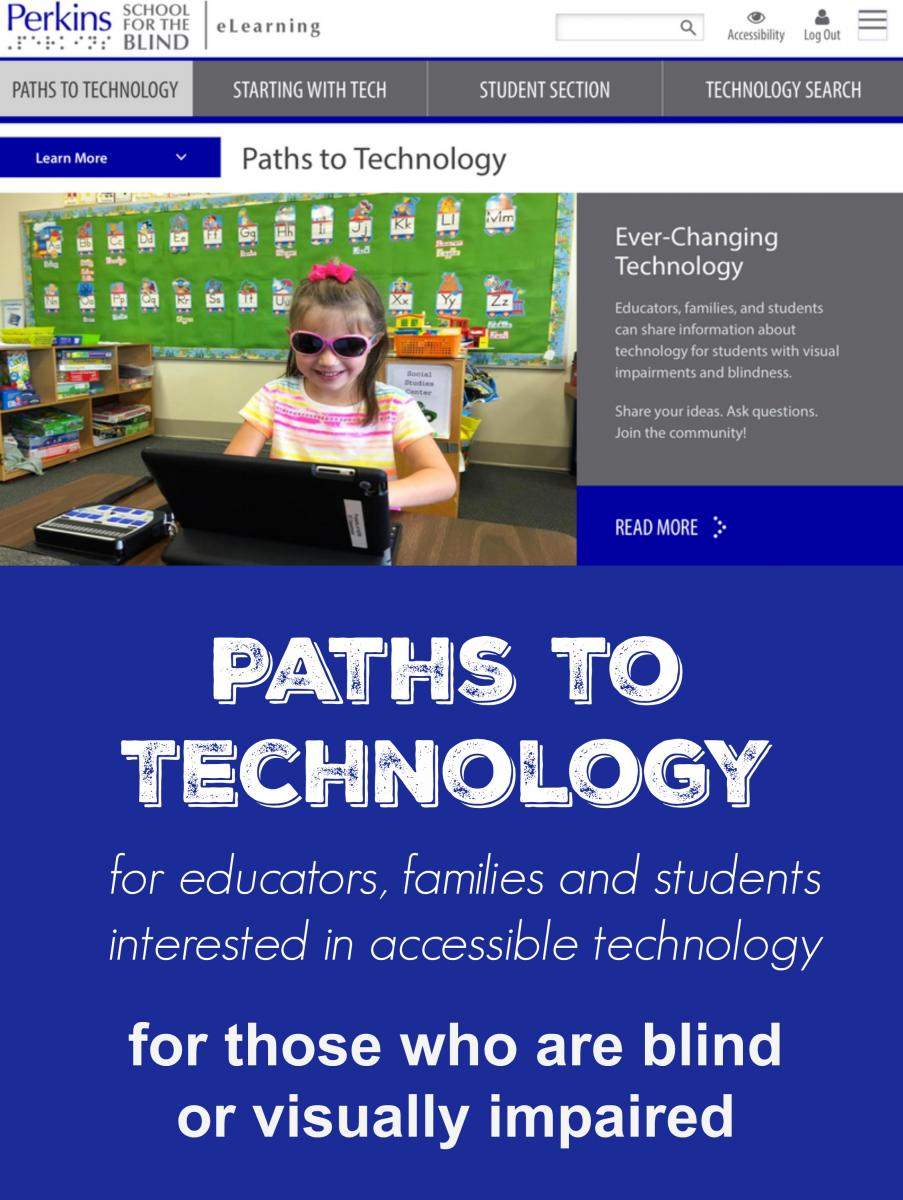 Paths to Technology collage