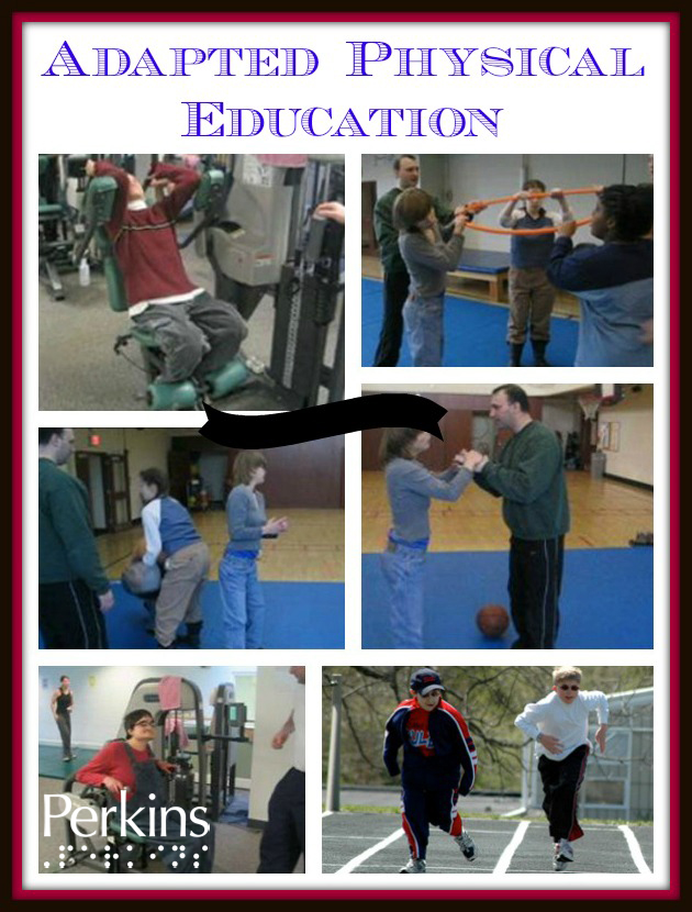 Adaptive Physical Education.