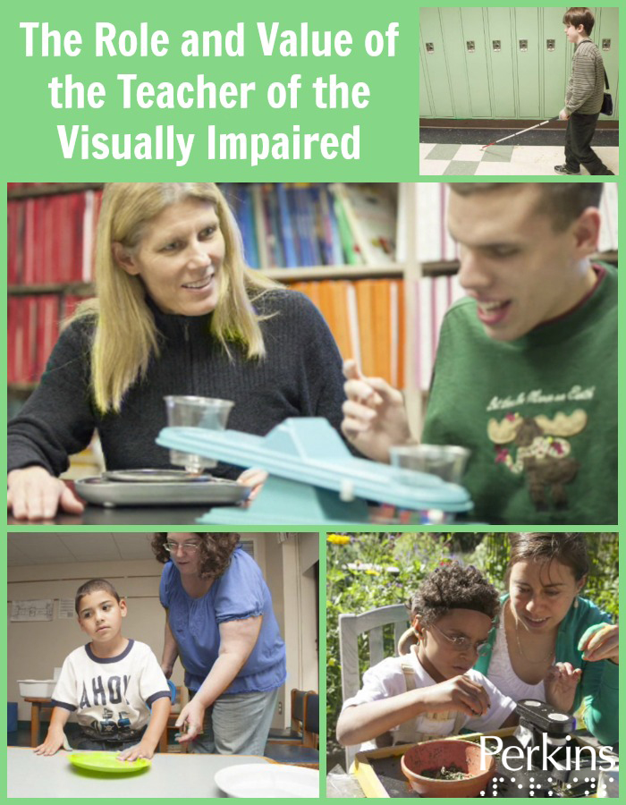 The Role and Value of the Teacher of the Visually Impaired with Marla Runyan.