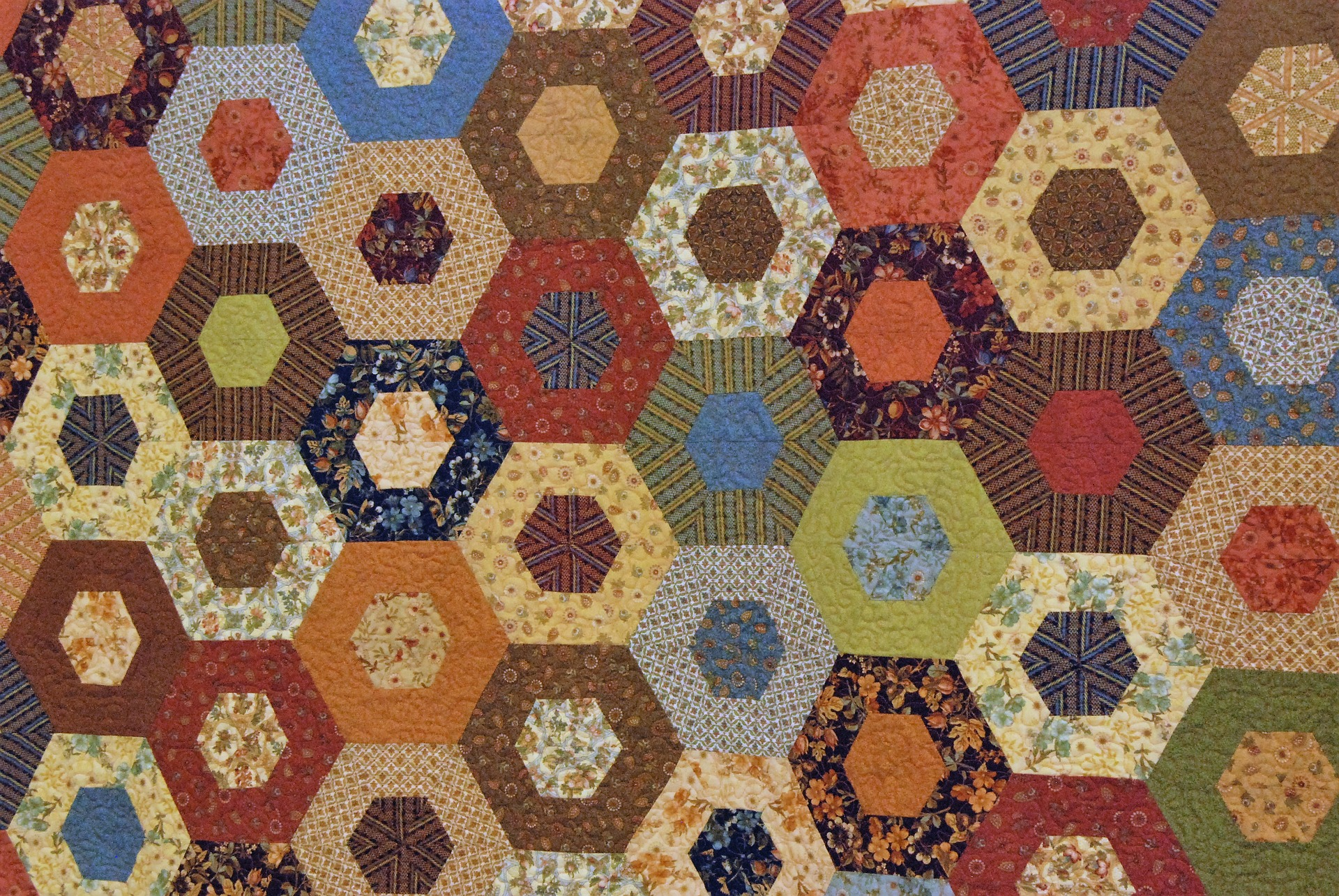 Tessellations And Quilts