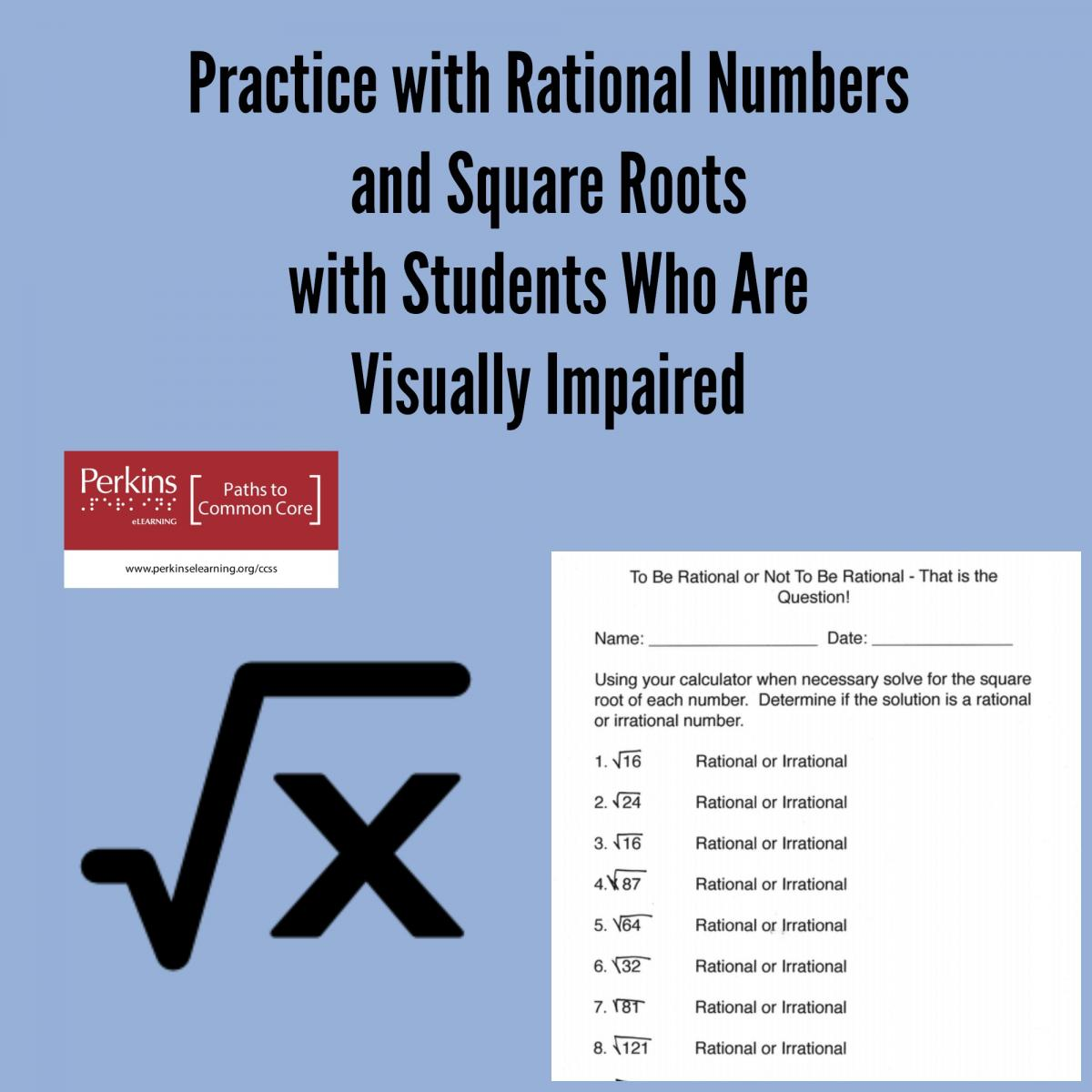 Rational number collage