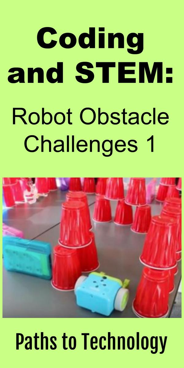 Collage of Robot Obstacle Challenges