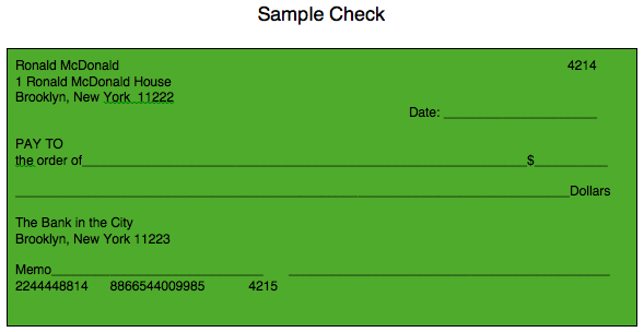 sample checkbook register worksheet