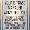 Five things your IEP case manager won't tel you. www.veroniiiica.com