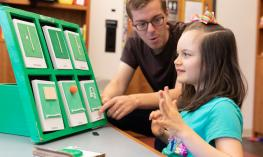 Augmentative-Alternative Communication Strategies.