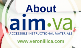 Accessible Instructional Materials: AIM